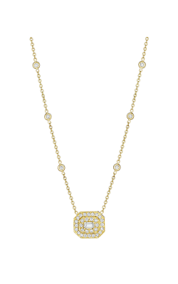 Penny Preville Art Deco Necklace N5031G product image