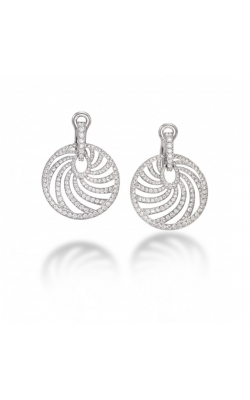 Luna Diamond Earrings #E365 product image