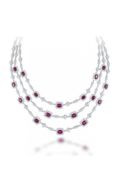 Picchiotti Necklace N195 Ruby product image