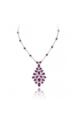 Crown Collection Ruby Necklace product image
