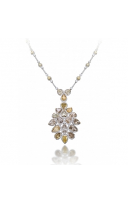 Crown Collection Diamond Necklace product image