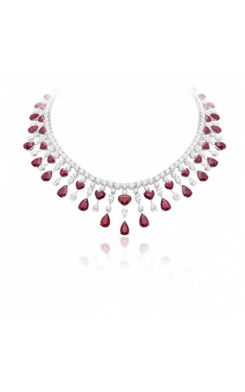 Picchiotti Necklace N591 Ruby product image