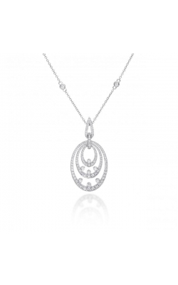 Luna Elliptical Pendant Medium product image