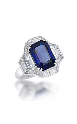 Imperial Sapphire Ring #R599 product image