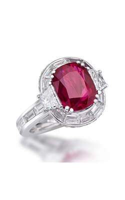 Natural Ruby Ring #RC79 product image