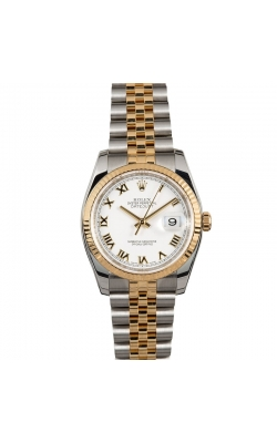 Pre-owned 36mm Rolex Datejust #116233 Circa 2008 product image