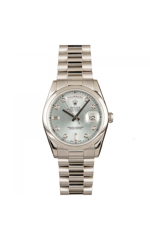 Pre-owned men's Rolex product image