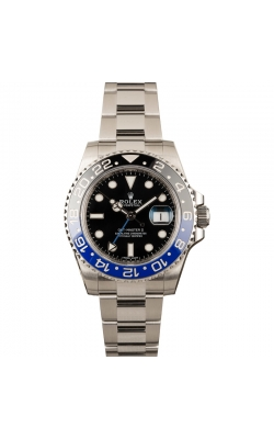 Pre-owned 40mm Rolex GMT Master II #116710BLNR. Circa 2016. product image