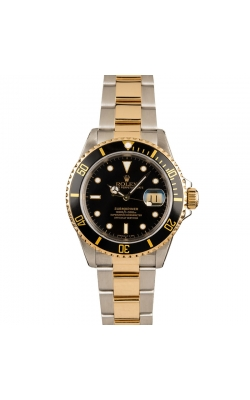 Pre-owned Rolex Submariner Date. Model #16613. Circa 1989 product image
