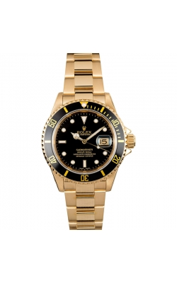 Pre-Owned Rolex Submariner #16618 Circa 2008 product image