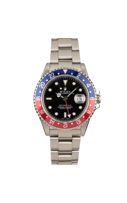 Pre-owned Rolex GMT Master II #16710 Circa 2004 product image