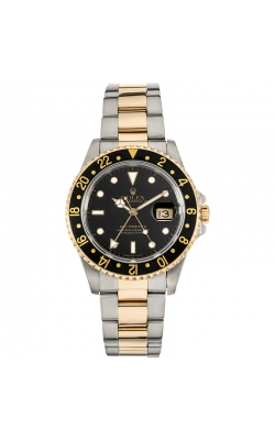 Pre-owned Rolex GMT Master II #16713. Circa 2002. product image
