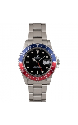 Pre-owned 40mm Rolex GMT Master 16570 product image