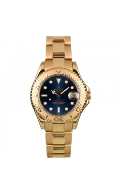 (Coming Soon) Pre-owned 35mm Rolex Yacht-master Model# 68628 product image