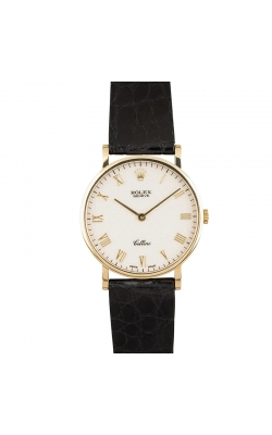 Pre-owned Rolex Cellini Classic Model #5112. Circa 1995. product image