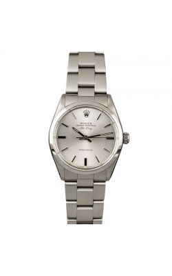 Pre-owned 34mm Oyster Perpetual #5500 Circa 1989 product image