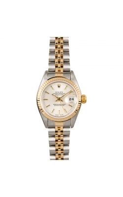 (Coming Soon) Pre-owned 26mm Rolex Datejust 69173 Circa 1993 product image
