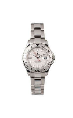 Pre-Owned 35mm Rolex Yachtmaster #168622 Circa 2012 product image