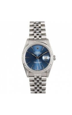 Pre-owned 36mm Rolex Datejust #16220 Circa 1988 product image