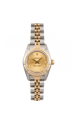 (Coming Soon) Pre-owned 24mm Rolex Oyster Perpetual #76193 Circa 2004. product image