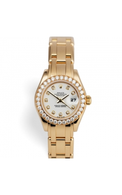 Pre-owned 29mm Rolex Pearlmaster product image