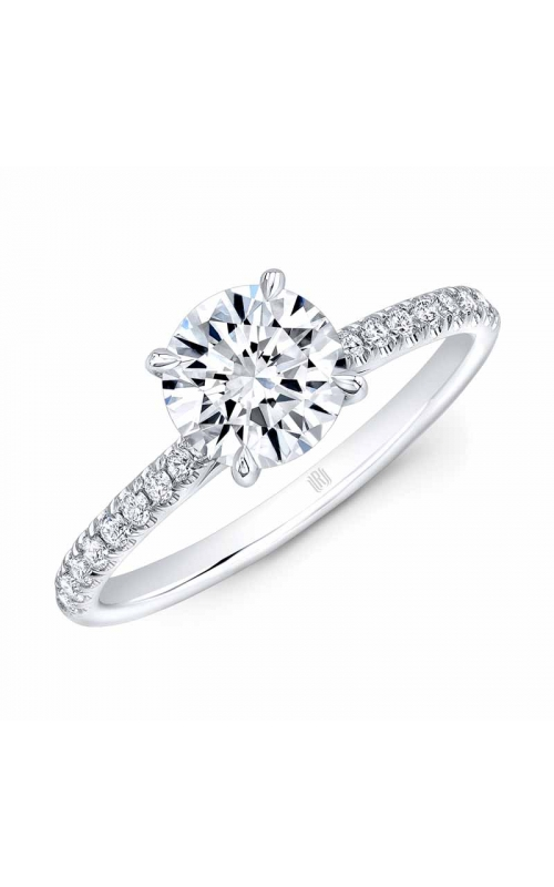 Round Solitaire Ring product image