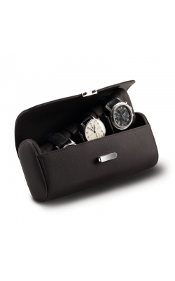 Pochette 4 Watch Travel Case Black.  product image