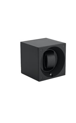 Aluminum Masterbox Single Black Anodized Aluminum product image