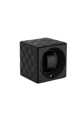 Masterbox Single Black Toledo Leather Black Stitches product image