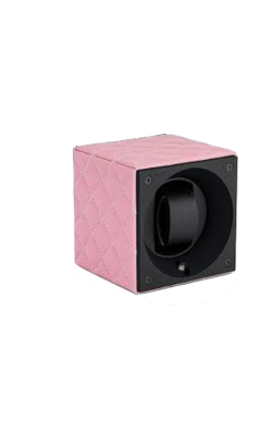 Masterbox Single Pink Toledo Leather White Stitches product image