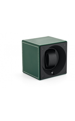 Masterbox Single Green Toledo Leather White Stitches product image