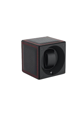 Masterbox Single Black Toledo Leather Double Red Stitches product image
